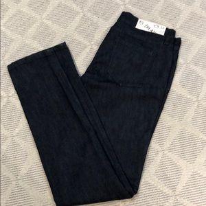 Dark Blue BLANK denim skinny jeans